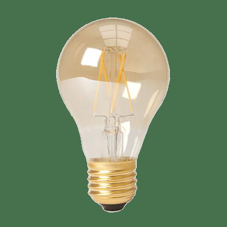 Standard Lamp Shape LED 2100k Amber E27 cap 6.5wt